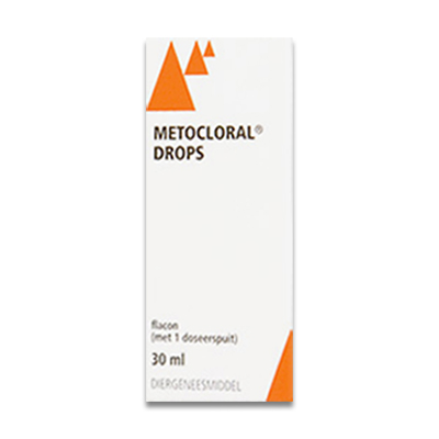 Metocloral Drops - 30 ml
