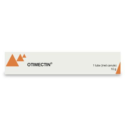 Otimectin Gel (Ohrmilben Medikament) - 10 g