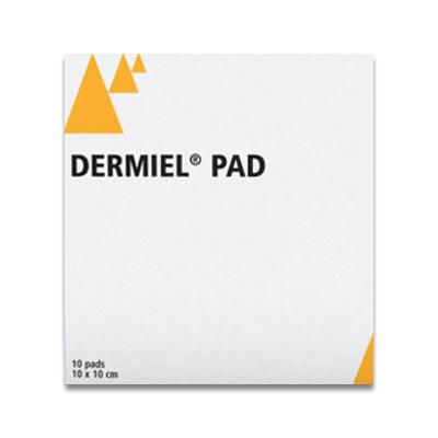 Dermiel Pad mit Honig - 10 Stueck