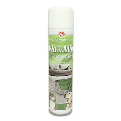 Vlo en Mijt Omgevingsspray - 400 ml | Petcure.nl