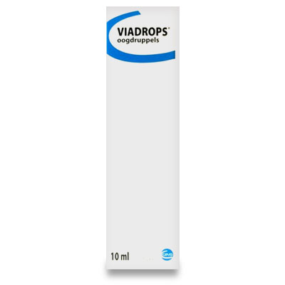 Viadrops - 10 ml | Petcure.nl
