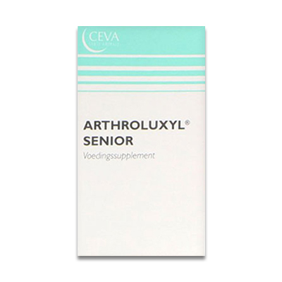 Arthroluxyl Senior - 6 x 10 Tabletten | Petcure.nl