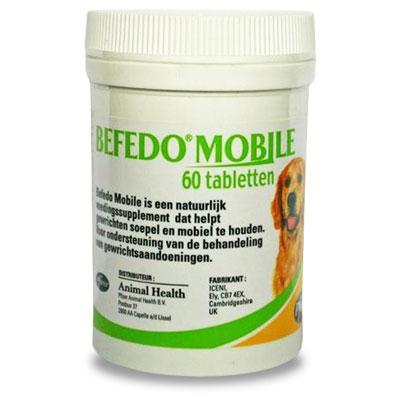 Befedo Minvit  - 60 Kautabletten
