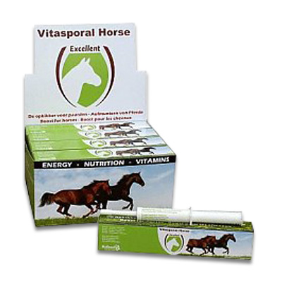 Vitasporal Horse 1 Injector | Petcure.nl