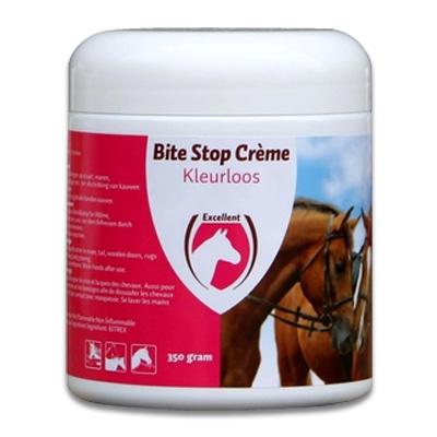 Excellent Bite Stop Creme Kleurloos - 350 G | Petcure.nl