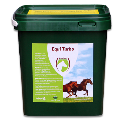 Excellent Equi Turbo - 2.5 Kg (MHD 09-19)