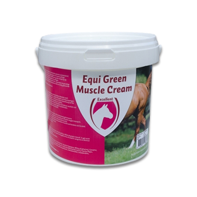 Excellent Equi Muscle Cream - 1 Kg (MHD 04-19)