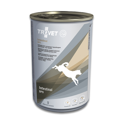 TROVET Intestinal DPD - 6 X 400 g Dosen