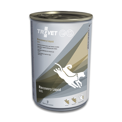 TROVET Recovery Liquid CCL - 12 X 395 g