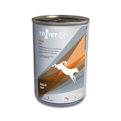TROVET Adult MXF Hund  - 6 X 400g Dosen