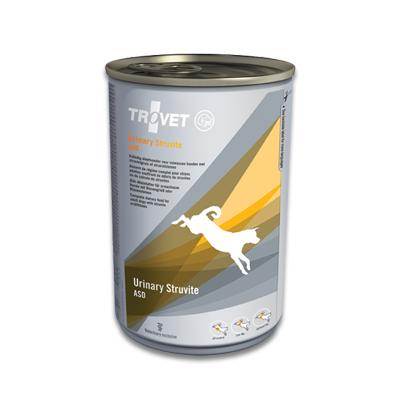 TROVET Urinary Struvite ASD Hond - 6 X 400 g Blik | Petcure.nl
