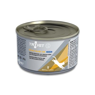 TROVET Urinary Struvite ASD (Chicken) Katze - 24 X 85 g Dosen