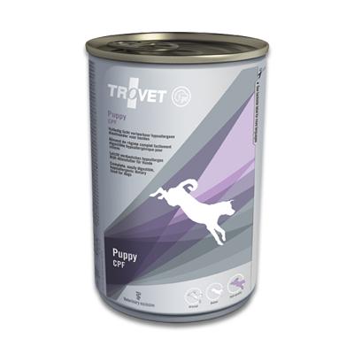 TROVET Welpen CPF - 6 x 400 g