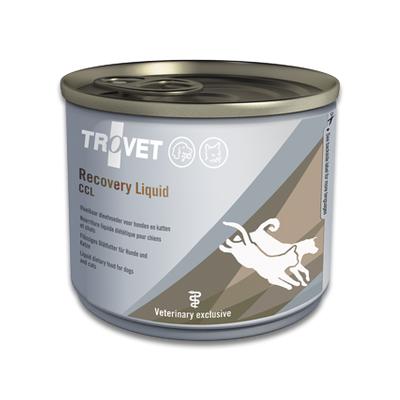 TROVET Recovery Liquid CCL - 12 x 200 g | Petcure.nl