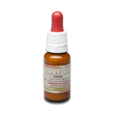 Topet Ovo Liquid 20 ml