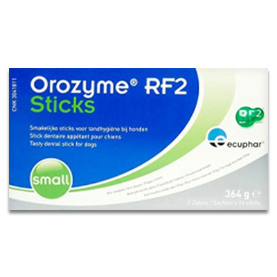 Orozyme RF2 Sticks S (< 10kg) - 28 Sticks