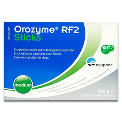 Orozyme RF2 Sticks M (10 zu 30kg) - 28 Sticks