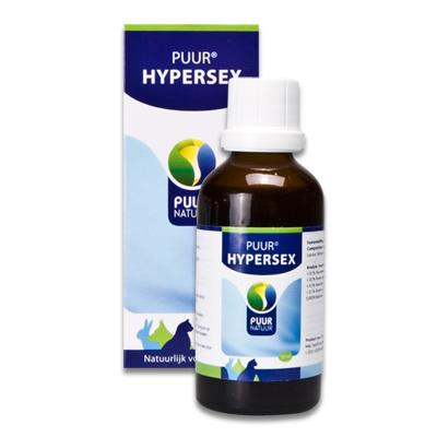 PUUR Hypersex (Geslachtsdrift) - 50 ml | Petcure.nl