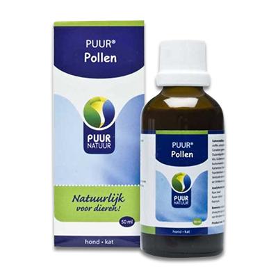 PUUR Pollen - 50 ml | Petcure.nl