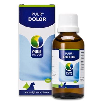 PUUR Dolor (Hond/Kat) - 50 ml | Petcure.nl