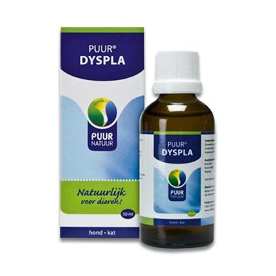 PUUR Dyspla - 50 ml | Petcure.nl