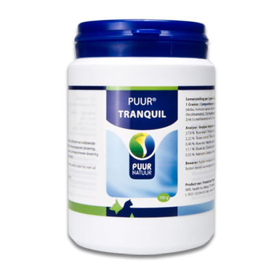 PUUR Tranquil (Rust) Hond/Kat - 100g | Petcure.nl