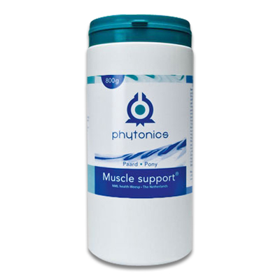 Phytonics Muscle Support (Paard/Pony) - 800g | Petcure.nl