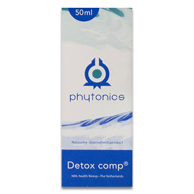 Phytonics Detox Comp - 50 ml | Petcure.nl