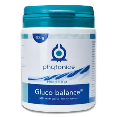 Phytonics Gluco balance - Hund/Katze - 100 gr