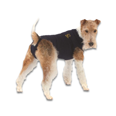 Medical Pet Shirt Hond - Blauw S Plus | Petcure.nl