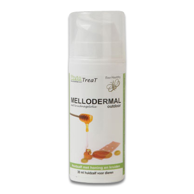 Mellodermal Outdoor HonigSalbe - 30 ml