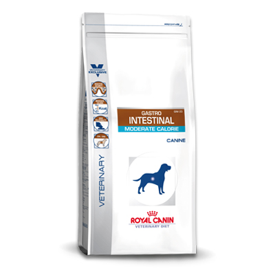 Royal Canin Gastro Intestinal Moderate Calorie Hund - 14 kg