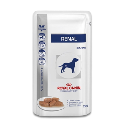 Royal Canin Renal Dog  - 10 x 150 g Pouch