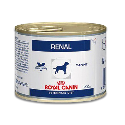 Royal Canin Renal Dog  - 12 x 200 g Tins