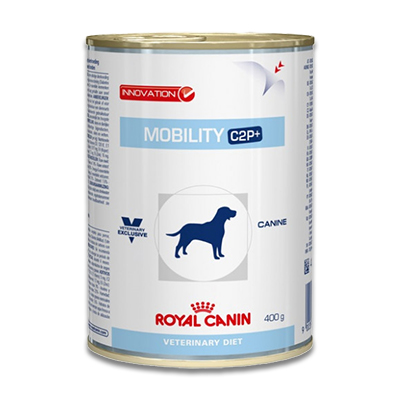 Royal Canin Mobility C2P+ - 12 x 400g Dosen