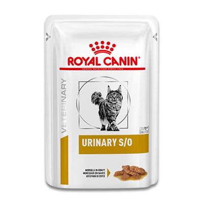 Royal Canin Urinary S/O Cat (Morsels in gravy) 12 x 85 g