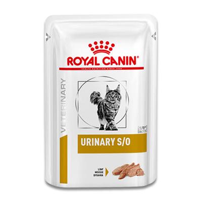 Royal Canin Urinary S/O Katze (Loaf/ Paté) - 12 x 85 g Frischebeutel