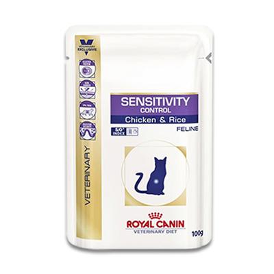 Royal Canin Sensitivity Control  Katze - 12 x 85 g Frischebeutel