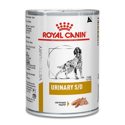 Royal Canin Urinary S/O Hund - 12 x 410 g Dosen