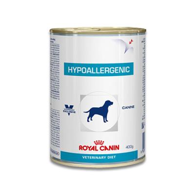 Royal Canin Hypoallergenic Hond - 12 x 400 g Blik | Petcure.nl