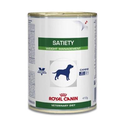 Royal Canin Satiety Diet Hund - 12 x 410 g Dosen