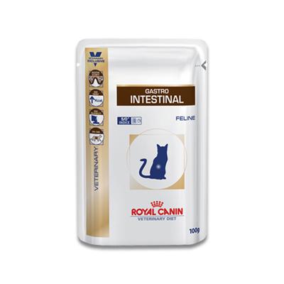 Royal Canin Gastro Intestinal Kat - 12 x 100g Portie