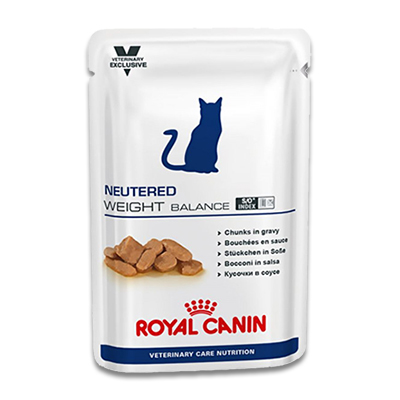 Royal Canin Neutered Satiety Balance - 12 x 100 g (THT 08/19) | Petcure.nl