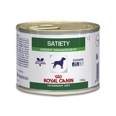 Royal Canin Satiety Diet Hund - 12 x 195 g Dosen