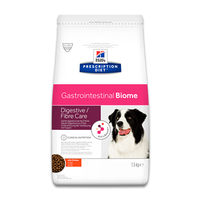 Hill's Canine Gastrointestinal Biome - 1.5 kg | Petcure.nl