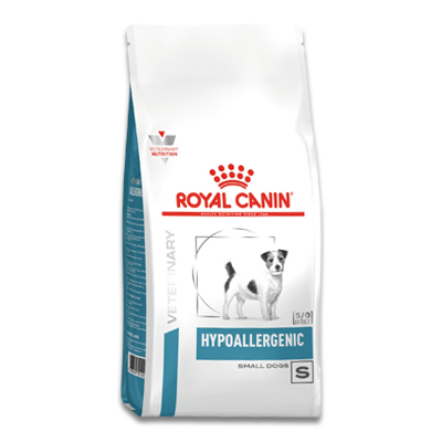 Royal Canin Hypoallergenic  Small Dog - 3.5 kg