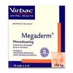 Megaderm - 28 x 4 ml | Petcure.nl