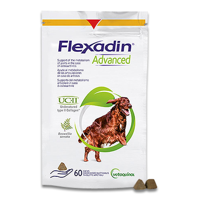 Flexadin Advanced Boswellia - 60 Chews