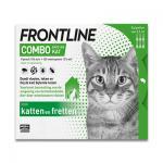Frontline Combo Kat | 6 pipetten EU