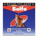 Bolfo Vlooienband Bruin - Kat - 1 st